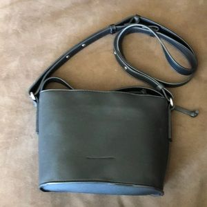 French Connection Small bucket crossbody